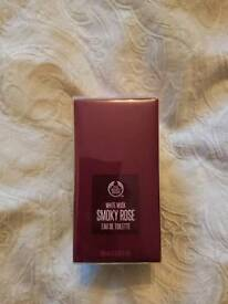 Smoky Rose Perfume body shop