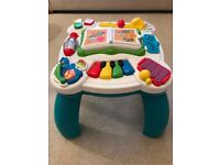 Leapfrog Learn and Groove Musical Table Green - £10 - Originally bought for £30