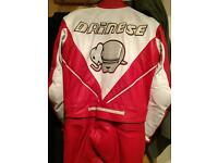 Dainese moto leather suit