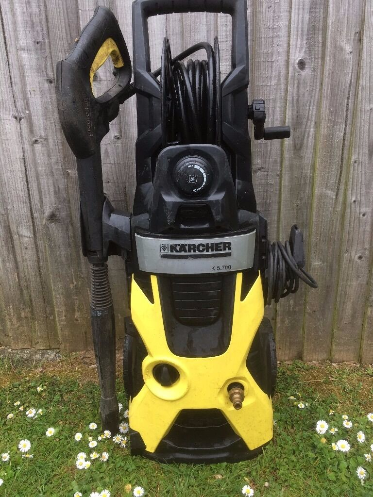 karcher k5 700 pressure washer in whyteleafe surrey gumtree. Black Bedroom Furniture Sets. Home Design Ideas