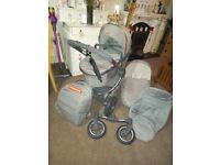 icandy Land Rover - Limited adition pushchair and carrycot