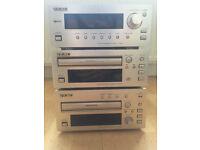 TEAC H300 CD deck, FM/AM Radio and Tape deck