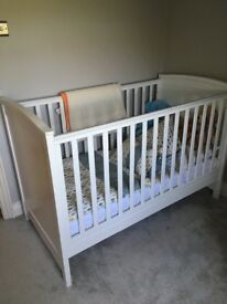 Baby Elegance Cot Bed