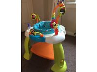 Bright starts bounce bounce baby baby bouncer/ jumperoo