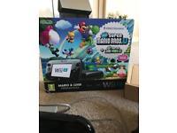 Nintendo Wii U 32gb Mario & Luigi premium pack