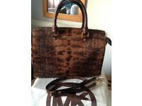 Genuine limited edition Michael Kors Selma bag