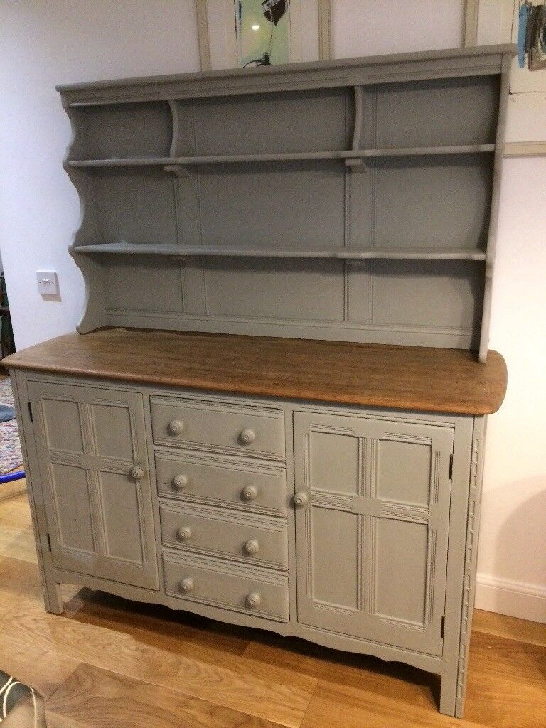 BEAUTIFUL ERCOL WELSH DRESSER SIDEBOARD KITCHEN UNIT in Trinity, Edinburgh Gumtree