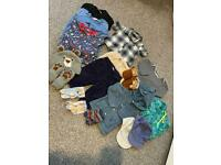 Baby boys 6-12 months clothes bundle