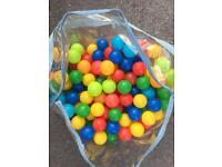 Large bag of balls for ball pit