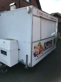 Abc catering trailer 10ft