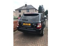 Range Rover Sport 08 plate excellent condition