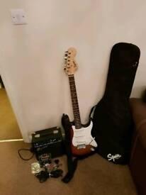 Fender Affinity Series Stratocaster guitar