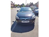 Vauxhall Astra Black 1.6 Full Service History Low Mileage £4000 O.N.O
