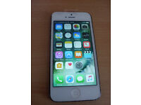 Apple iphone 5 in Black, 16Gb, locked to Vodaphone.