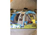 4 person tunnel tent NEW