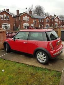 Mini one..clean first car