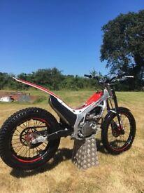 Excellent condition Montesa 260 4rt trials bike 2014