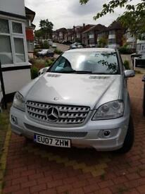 Mercedes ML320 CDI 4MATIC 2007