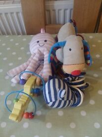 5x Jelly Cats Toys. Between £15-20 each when new. Great condition.