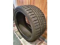 Mercedes Winter tyre 265/35 R18 and normal tyre Good Condition Like New