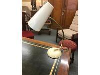 Fabulous mid century vintage desk lamp in pristine condition