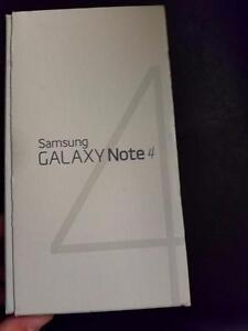 Unlocked Samsung Galaxy Note 4