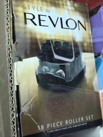 Revlon Heated Hair Curlers