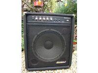 Carlsboro,Bass Bomber,100W Amplifier.Hardly Used.