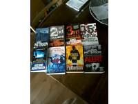 Assorted James Patterson books