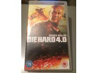 UMD Video Die Hard 4.0