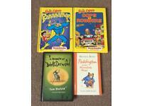 Kids hardback story books