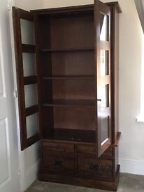Laura Ashley Garret display cabinet in excellent condition