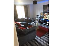 2 bed large new build apartment