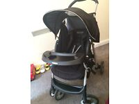Gracie pushchair and carseat