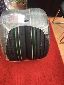 Brand new 2 tyres for sale