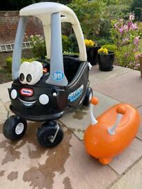 Little Tikes Car and orange bug