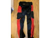 Women's motorcycle trousers