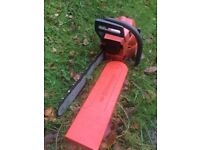 HUSQVARNA 142 PETROL CHAINSAW IN GREAT CONDITION