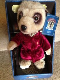 ALEKSANDR MEERKAT, new in box, with authentication certificate