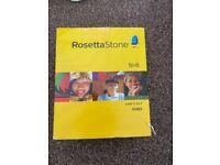 Rosetta Stone language set Hindi