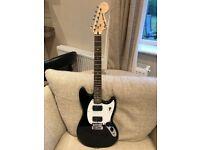 Fender Squier Mustang Guitar