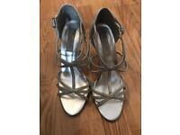 Red herring shoes size 37 (size 4.5)