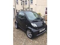 Rare Smart ForTwo Brabus - REDUCED TO SELL