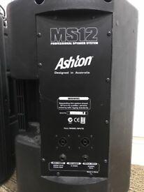Ashton ms12 x2