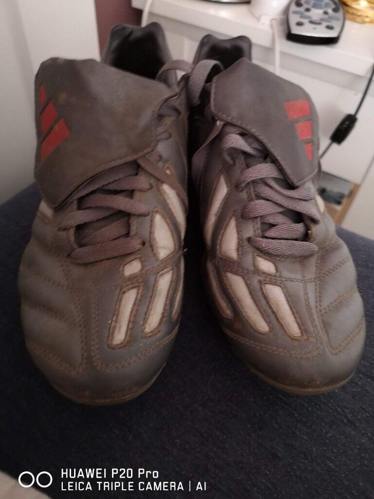 cb695ec2b9f6 ... spain vintage adidas predator mania boots uk 8 61ec9 b157a