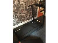 Computerised treadmill
