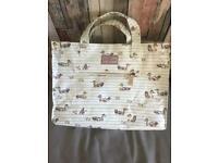 CATH KIDSON Ducks bag and matching purse