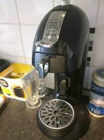 Nescafe Dolce gusto pod coffee machine