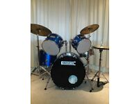 Drum kit for sale .