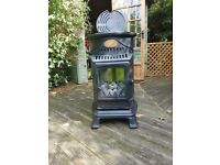Provenence gas heater indoor /outdoor with full gas tank included